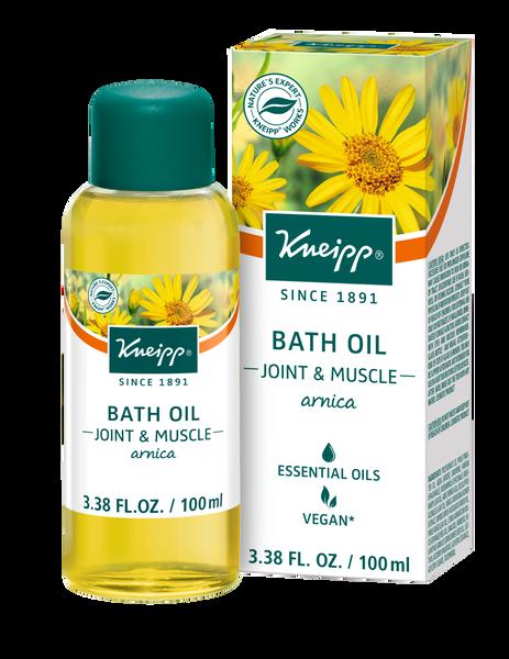Joint & Muscle Arnica Bath Oil