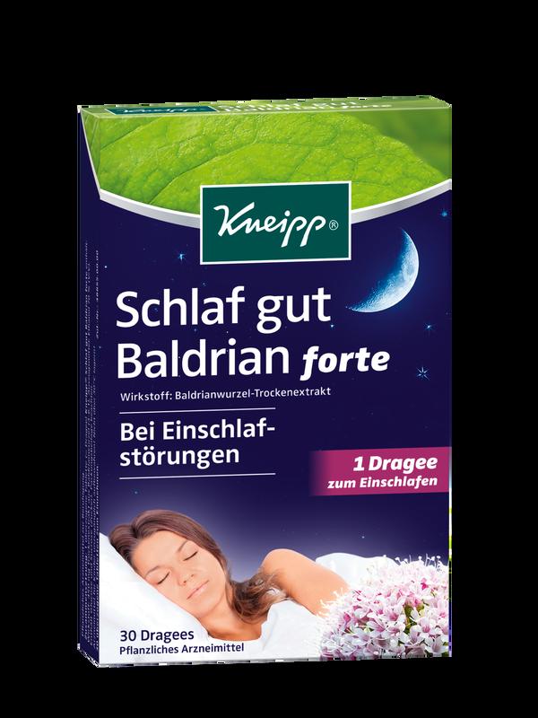 Kneipp Schlaf gut Baldrian forte