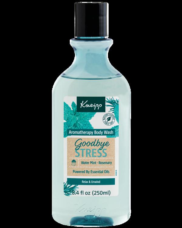 Goodbye Stress Rosemary & Water Mint Aromatherapy Body Wash