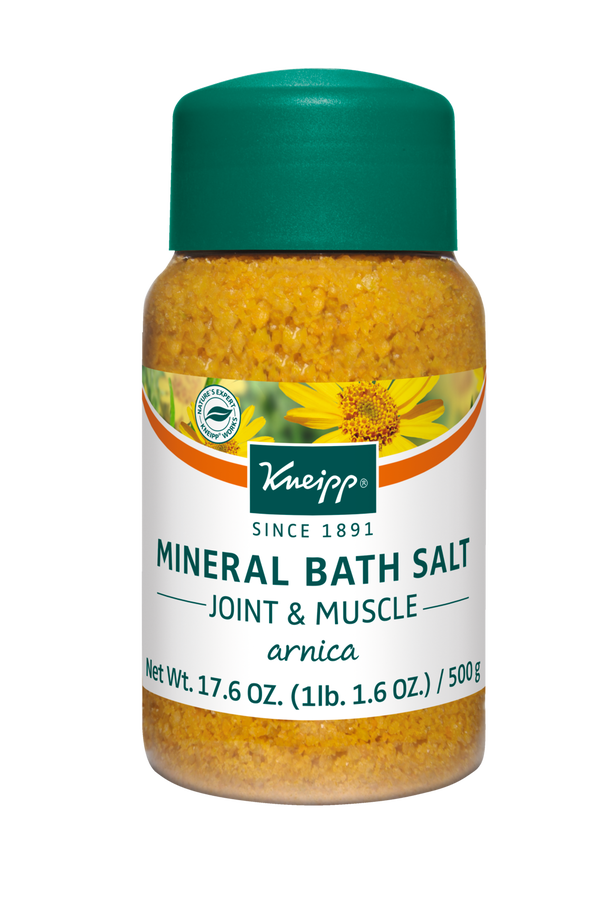 Joint & Muscle Arnica Mineral Bath Salt