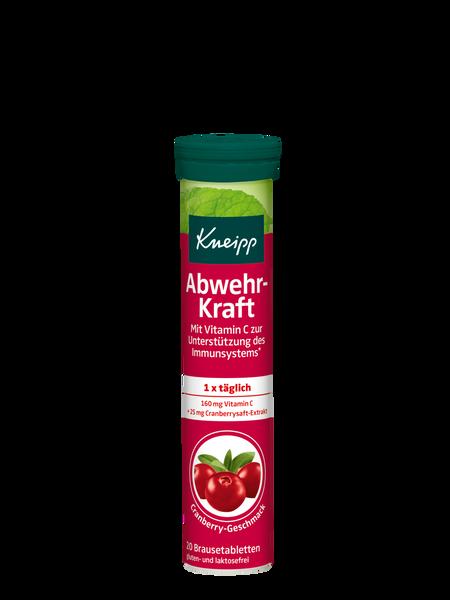 Abwehrkraft Vitamin C Cranberry