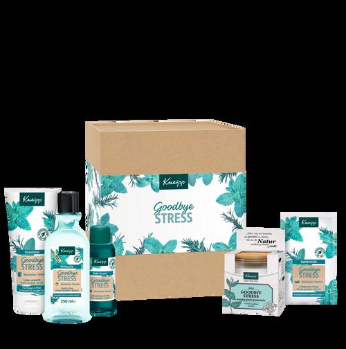 Geschenkbox Goodbye Stress