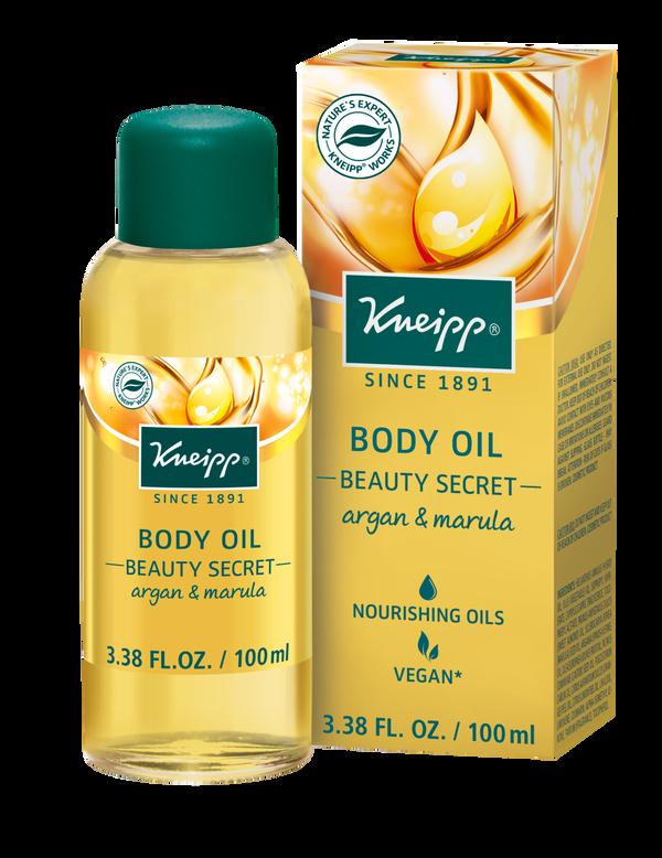 Beauty Secret Argan & Marula Body Oil