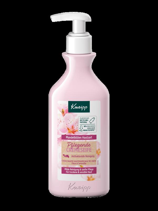 Pflegende Cremeseife Mandelblüten Hautzart