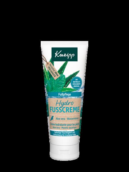 Hydro Fußcreme Aloe Vera