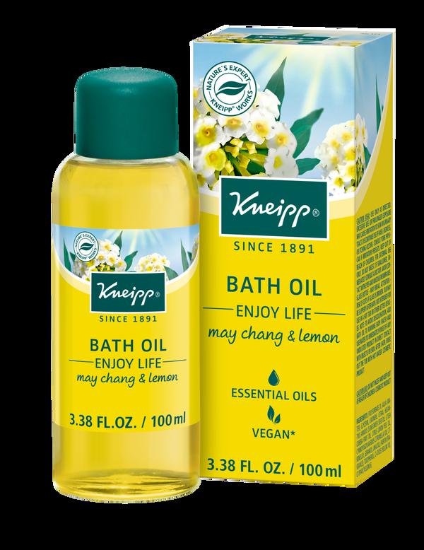 Enjoy Life May Chang & Lemon Bath Oil