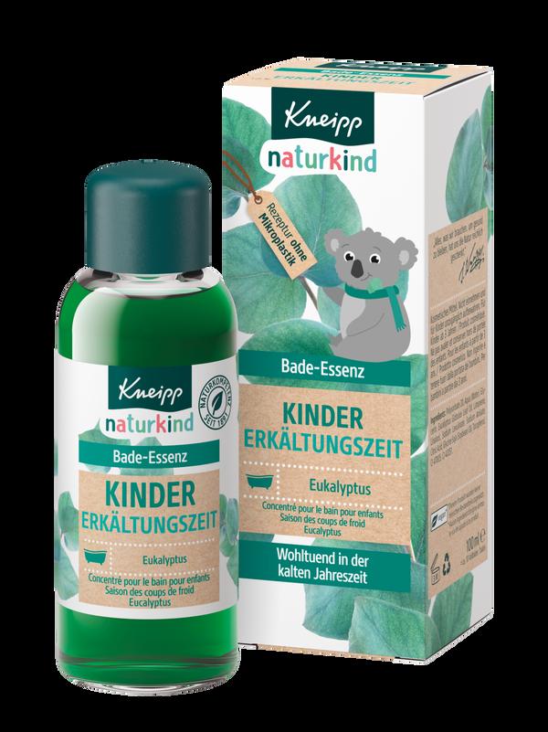 naturkind Bade-Essenz Kinder Erkältungszeit