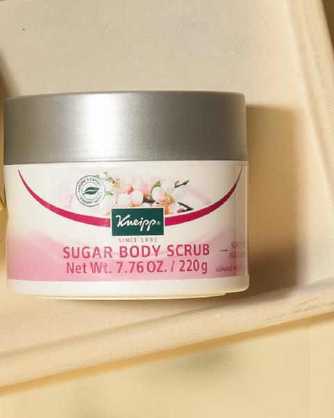 Soft Skin Almond Milk & Almond Oil Sugar Body Scrub