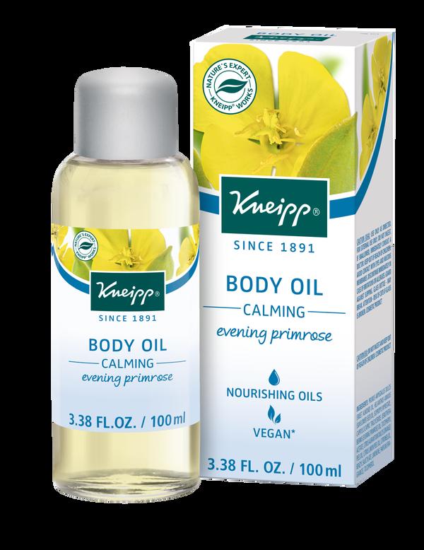 Calming Evening Primrose Body Oil