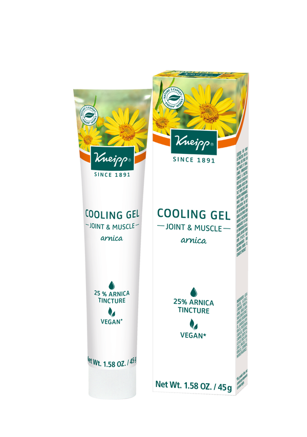 Joint & Muscle Arnica Cooling Gel