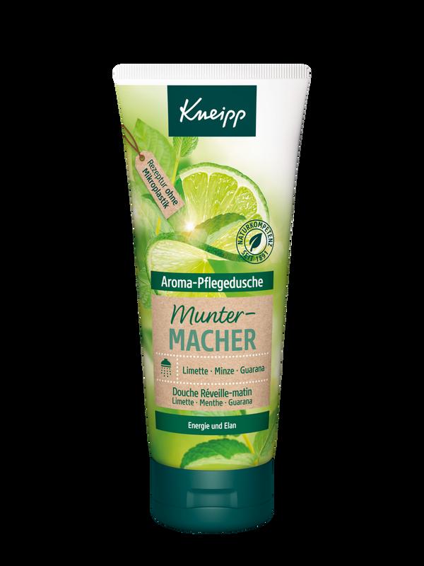 Aroma-Pflegedusche Muntermacher