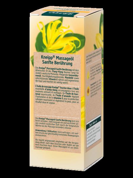 Massageöl Sanfte Berührung