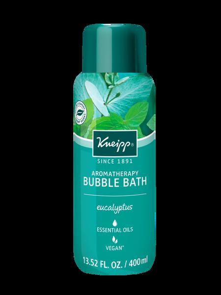 Refreshing Eucalyptus Aromatherapy Bubble Bath