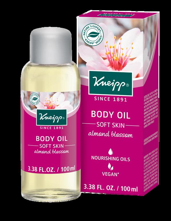 Soft Skin Almond Blossom Body Oil