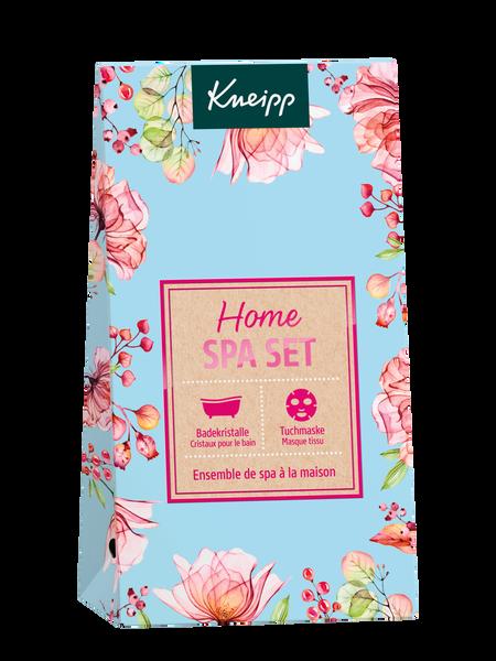 Geschenkpackung Home Spa Set