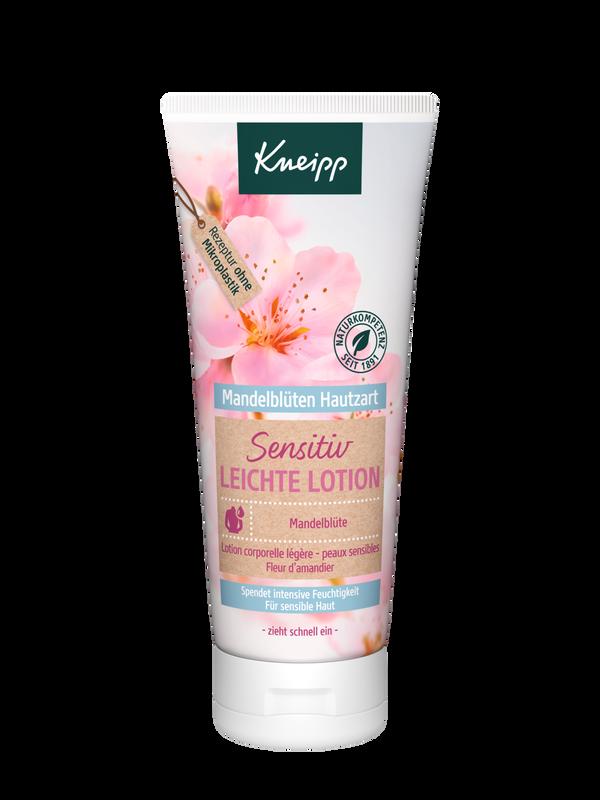Sensitiv Leichte Lotion Mandelblüten Hautzart