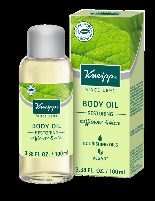 Restoring Safflower & Olive Body Oil