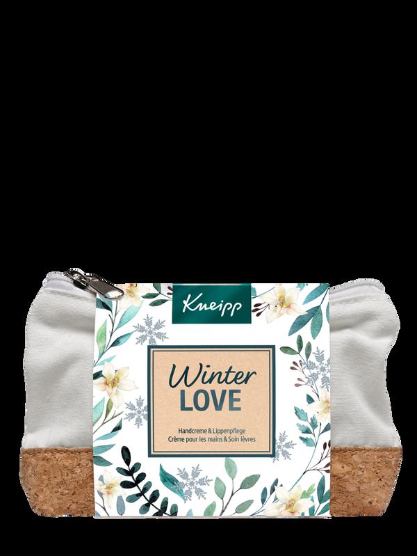 Geschenkpackung Winter Love